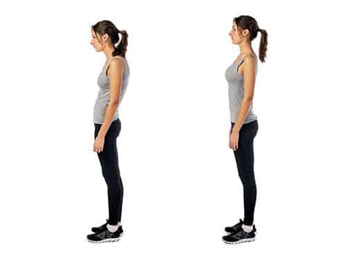 Körperhaltung