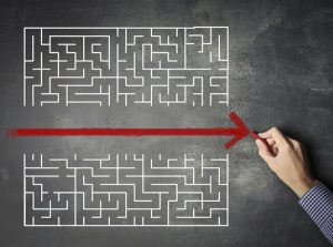 Lösungsorientierung-Resilienz