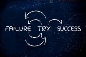 Scheitern-Resilienz