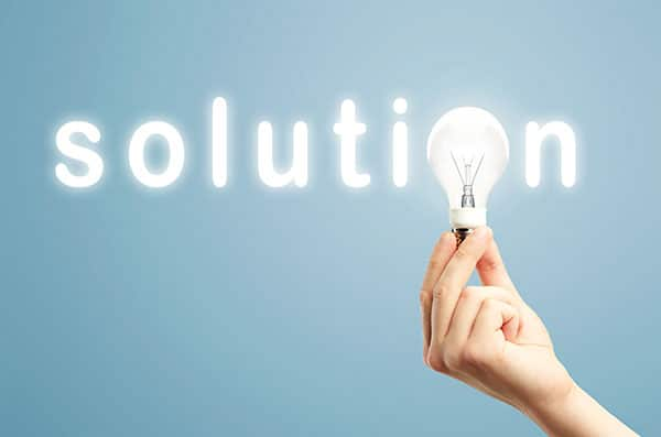 Lösung - Resilienz-Akademie