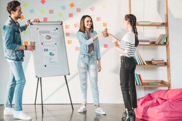 Teamarbeit - Resilienz-Akademie