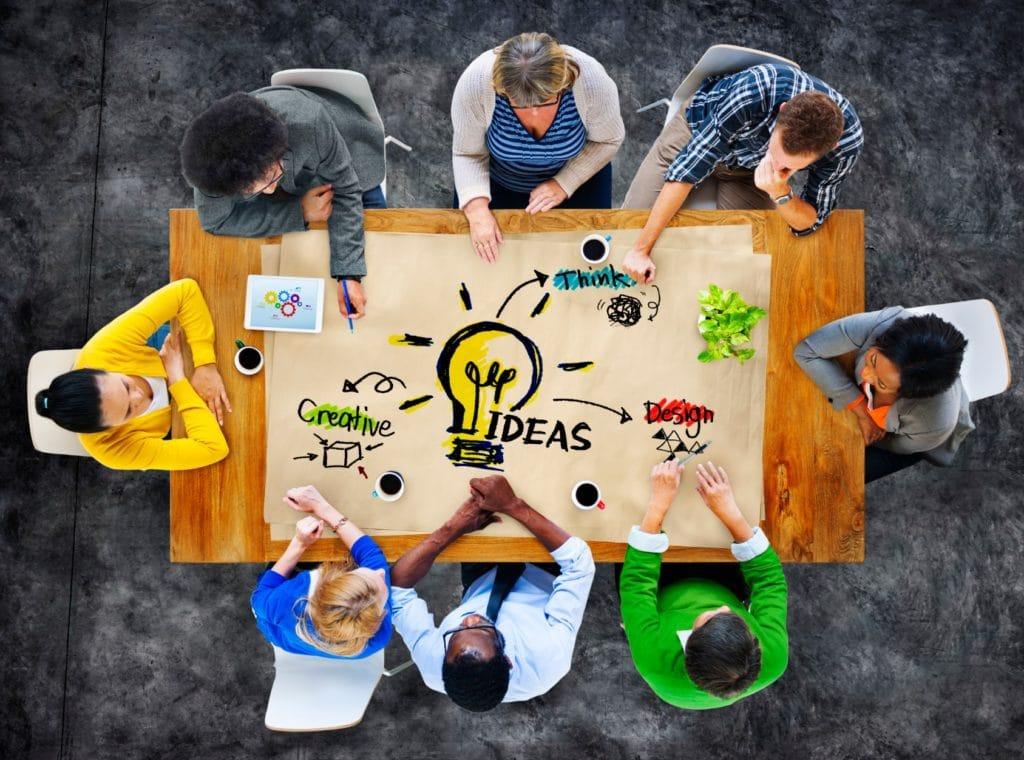 Kreatives Team