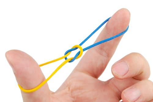 Zwei Knoten - Resilienz-Akademie