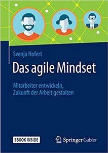 Buchcover Das Agile Mindset