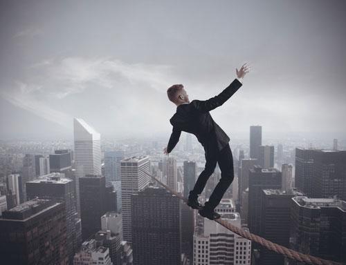 Was bei Risiken passiert - Resilienz