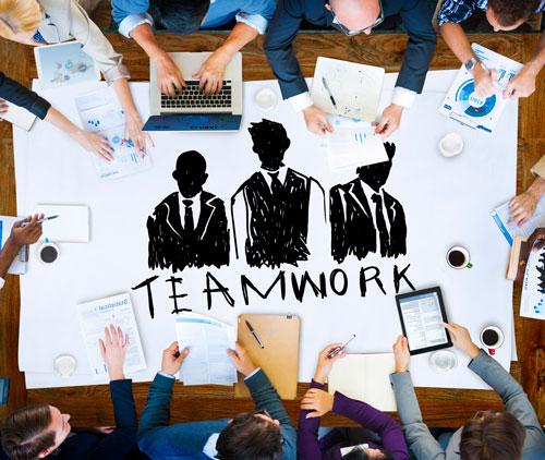 Teamwork - Agilität und Resilienz