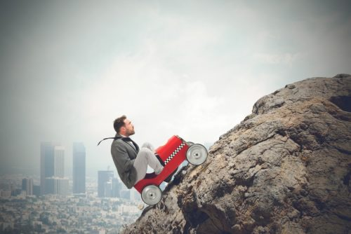 Bergauf - Ziele erreichen