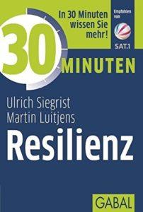 Buchcover 30 Minuten Resilienz