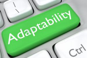 Adaptabilität