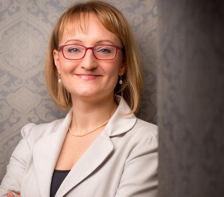 Resilienz-Trainerin Ann Hillert