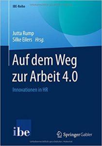 Buchcover Auf dem Weg zur Arbeit 4.0
