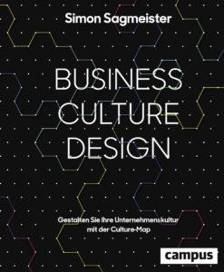 Buchcover Business culture Design