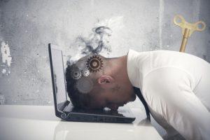 chronischer Stress