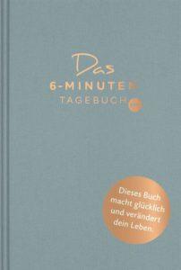 Buchcover 6 Minuten Tagebuch