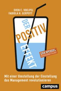Buchcover der Positiv Effekt