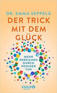 Buchcover Der Trick mit dem Glück