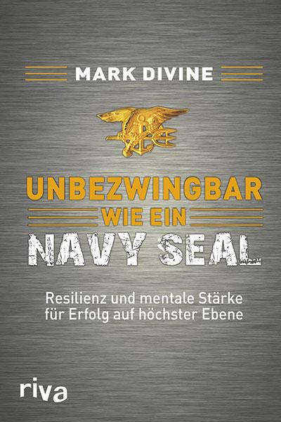 Buchcover unbezwingbar wie ein Navy seal