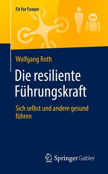Buchcover resiliente Führungskraft