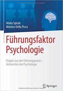 Buchcover Führungsfaktor Psychologie