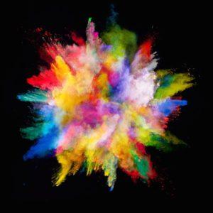 Farben im Arbeitsalltag - Resilienz