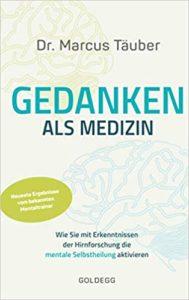 Buchcover Gedanken als Medizin