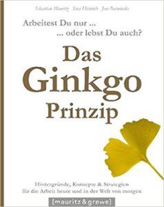 Bchcover Das Ginkgo Prinzip - Sebastian Mauritz