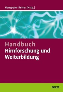 Buchcover Handbuch Hirnforschung und Weiterbildung