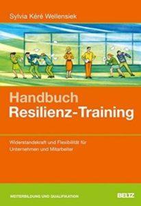 Buchcover Handbuch Resilienz-Training