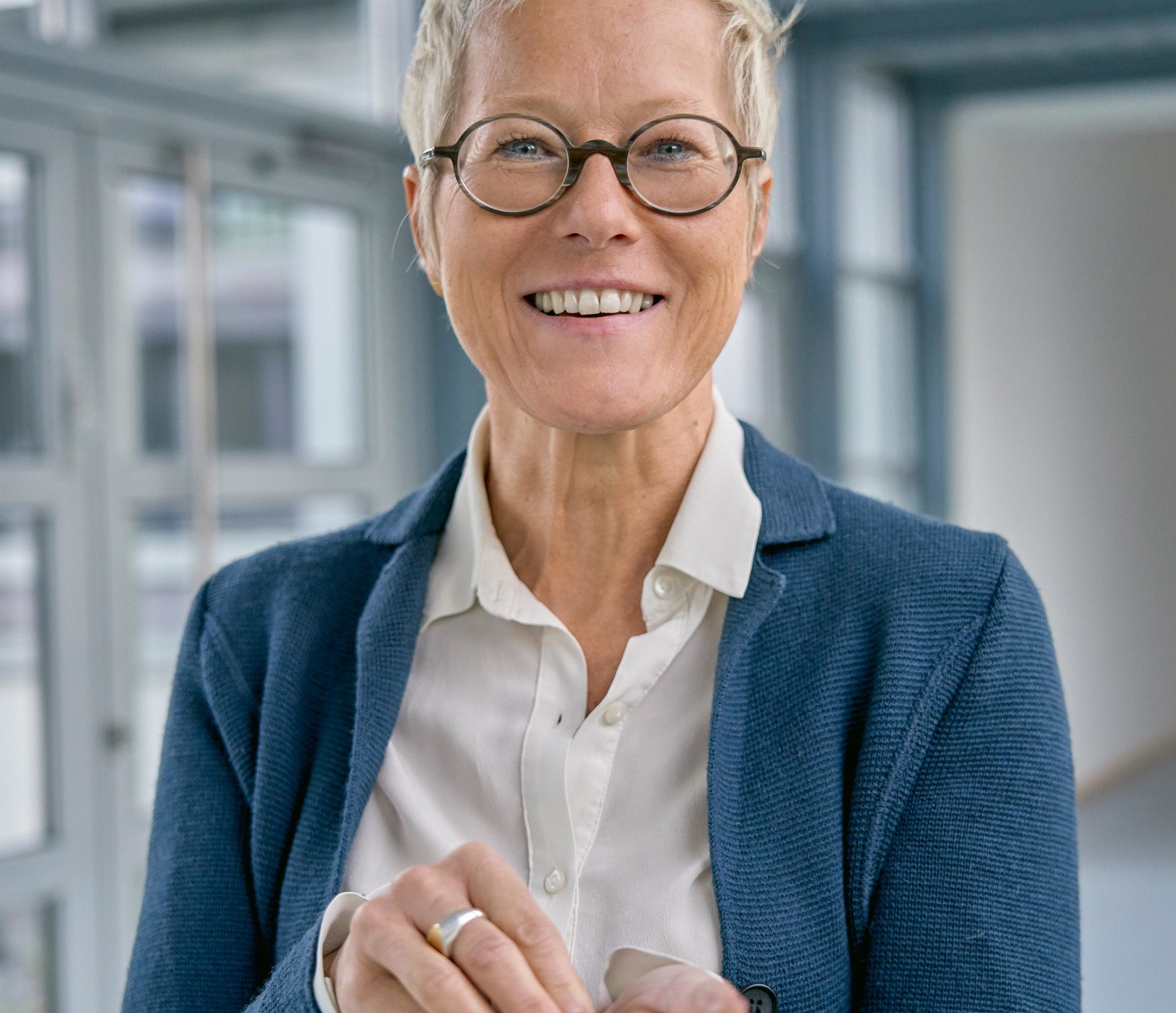 Kristina Hüwel - Resilienztrainerin