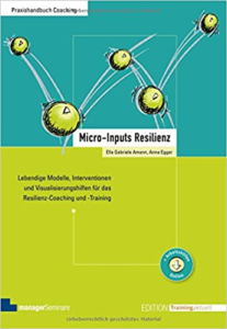 Buchcover Micro-Inputs Resilienz