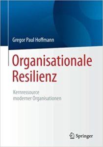 Buchcover Organisationale Resilienz
