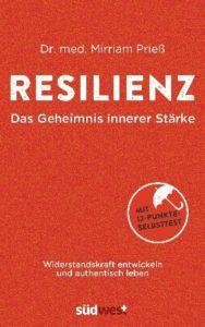 Buchcover Resilienz Prieß