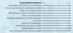 Teamresilienz-Skalen - Lotsenwissen