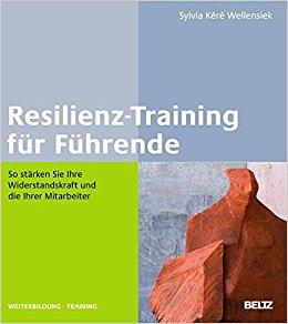 Buchcover Resilienz-Training für Führende