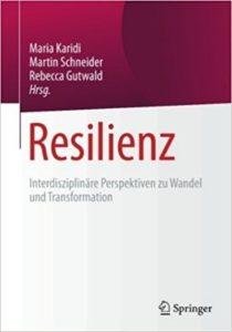Buchcover Resilienz interdisziplinär