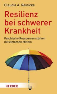Buchcover Resilienz bei schwerer Krankheit