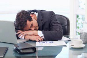 Erfolgsfaktor Schlaf