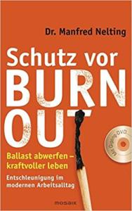 Buchcover Schutz vor Burn out