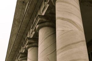Säulen von unten - Resilienz-Modell