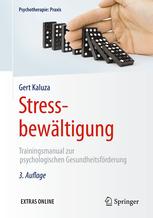 Buchcover Stressbewältigung