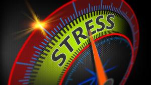 Stressmessung