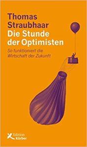 Buchcover Die Stunde der Optimisten