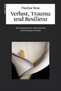 Buchcover Verlust, Trauma und Resilienz
