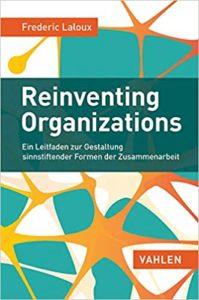 Buchcover Reinventing Organizations