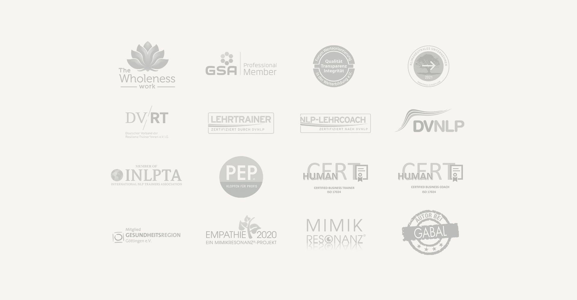 Resilienz-Akademie Partnerlogos