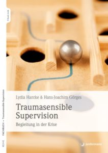 Buchcover traumasensible Supervision