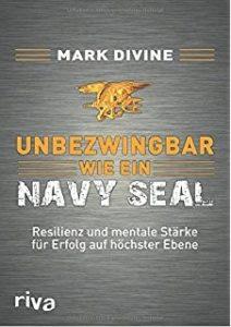 Buchcover unbezwingbar wie ein Navi Seal