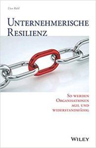 Buchcover Unternehmerische Resilienz